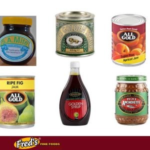 Jam, Syrup & Spreads