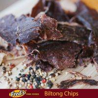 Biltong Chips